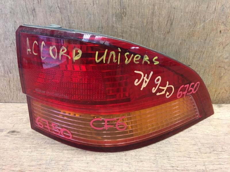 Задний фонарь Honda Accord CF6 F20B 2000 задний правый R2232, 6750 WAGON. (б/у)
