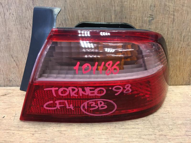 Задний фонарь Honda Torneo CF4 F20B 1998 задний правый R2222, 101186 (б/у)