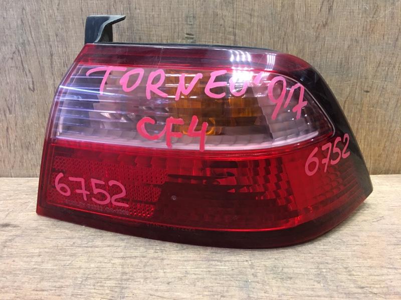 Задний фонарь Honda Torneo CF4 F20B 1997 задний правый R2222, 6752 (б/у)
