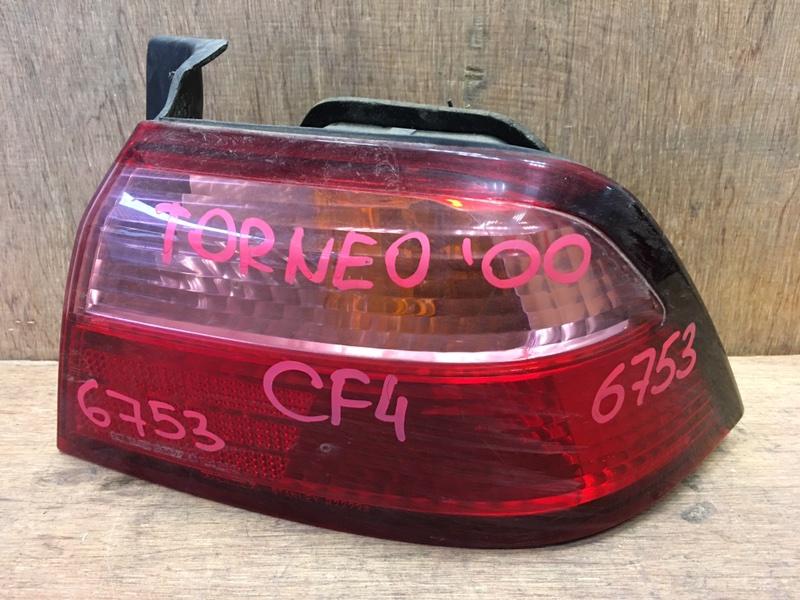 Задний фонарь Honda Torneo CF4 F20B 2000 задний правый R2222, 6753 (б/у)