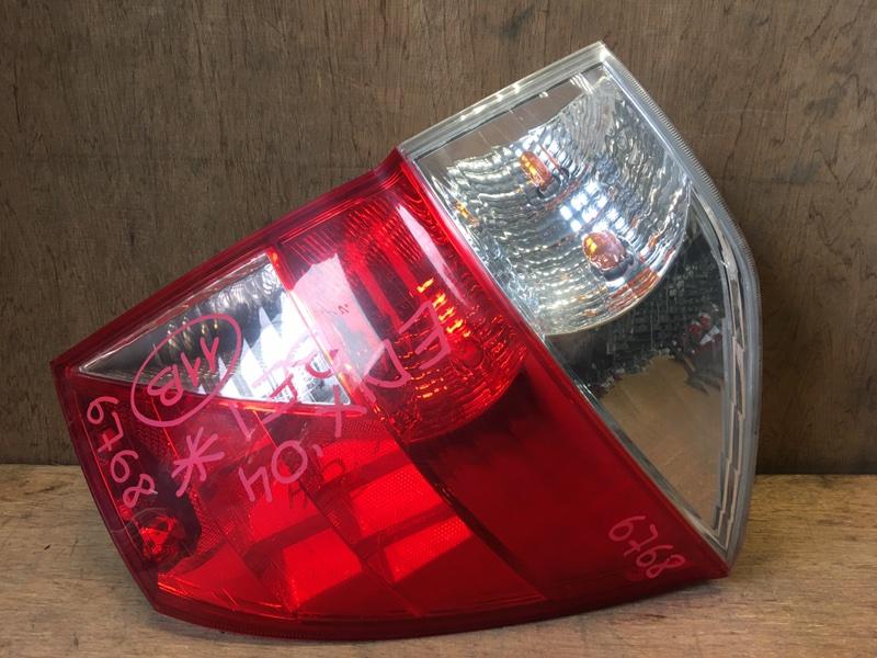 Задний фонарь Honda Edix BE1 K20A 2004 задний правый 4990, 6768 (б/у)