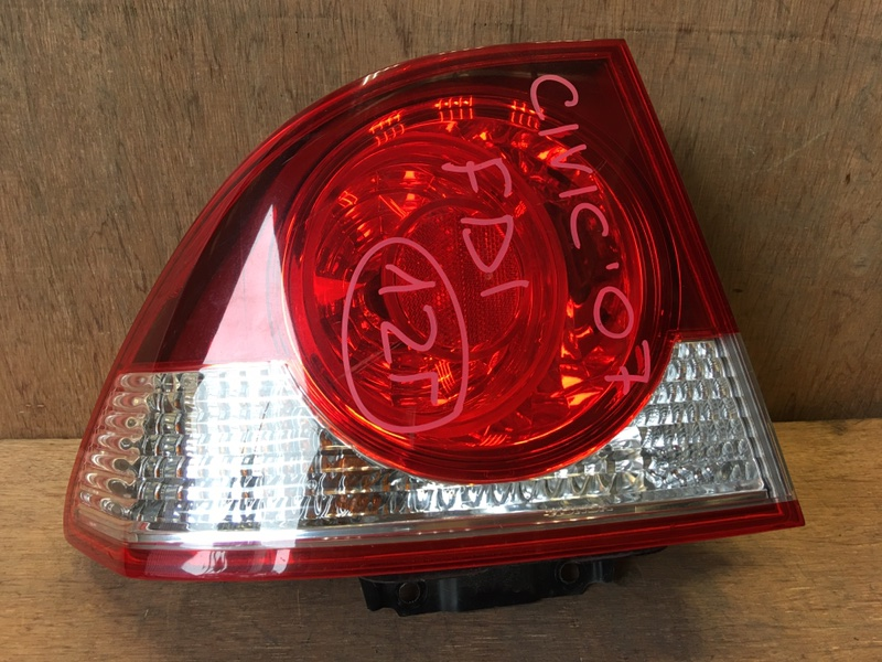 Задний фонарь Honda Civic FD1 R18A 2007 задний левый P5375 (б/у)