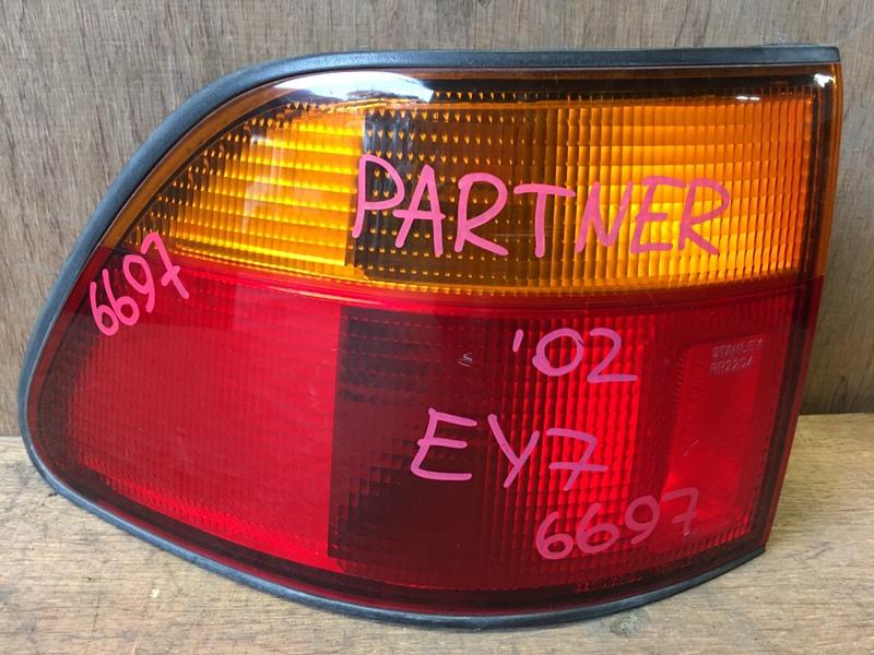 Задний фонарь Honda Partner EY7 D15B 2002 задний левый 043-2204, RR2204, 6697 (б/у)