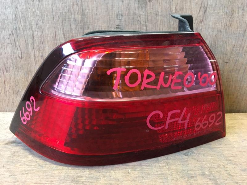 Задний фонарь Honda Torneo CF4 F20B 2000 задний левый R2222, 6692 (б/у)