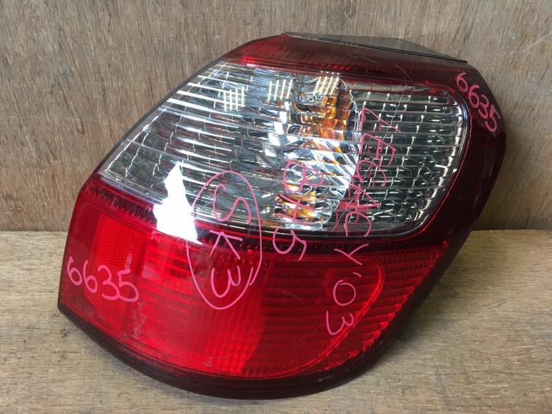 Задний фонарь Subaru Legacy BH5 EJ20 2003 задний правый 7447, 4835A, 6635 (б/у)