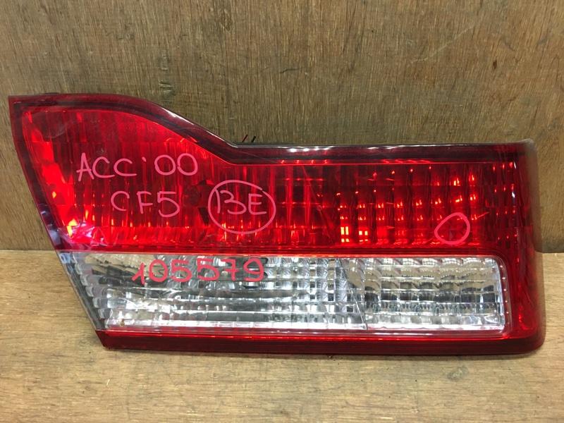 Вставка багажника Honda Accord CF5 F20A 2000 задняя левая P1375, 105579 Трещина, скол (см. фото). (б/у)