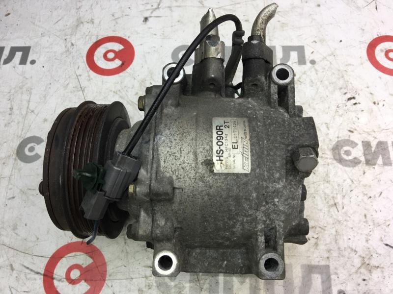 Компрессор кондиционера Honda Fit GD1 L13A 2002 (б/у)