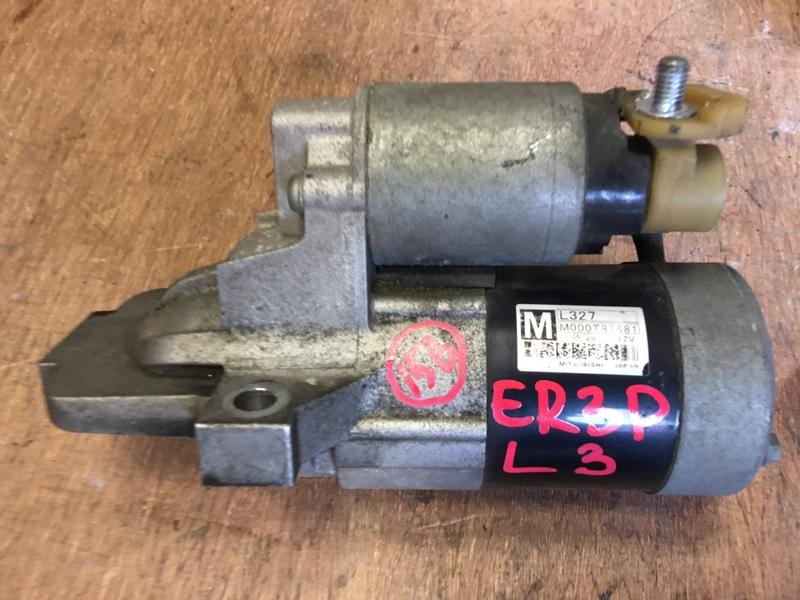 Стартер Mazda Cx-7 ER3P L3 2007 M000T87861 (б/у)