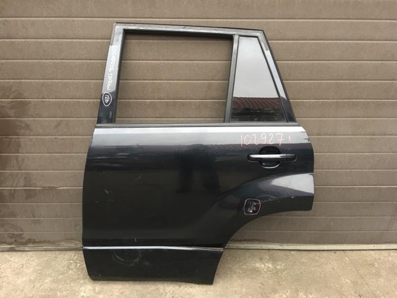 Дверь боковая Suzuki Escudo TD02W J20A 2001 задняя левая 73154 (+29.04.20) Цвет - Z2U. 12Д (б/у)