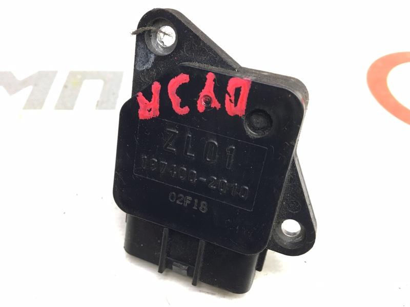 Датчик расхода воздуха Mazda Demio DY3W ZJ 2006 88848, 88849, 88850, 88851, 88852, 88853, 88858, 88937 (б/у)