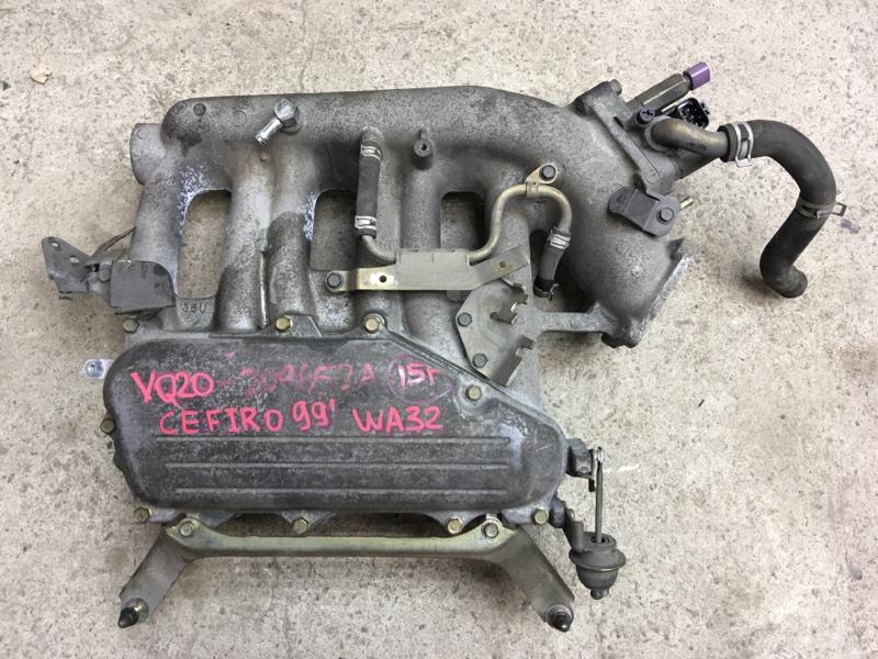 Коллектор впускной Nissan Cefiro WA32 VQ20 1999 (б/у)