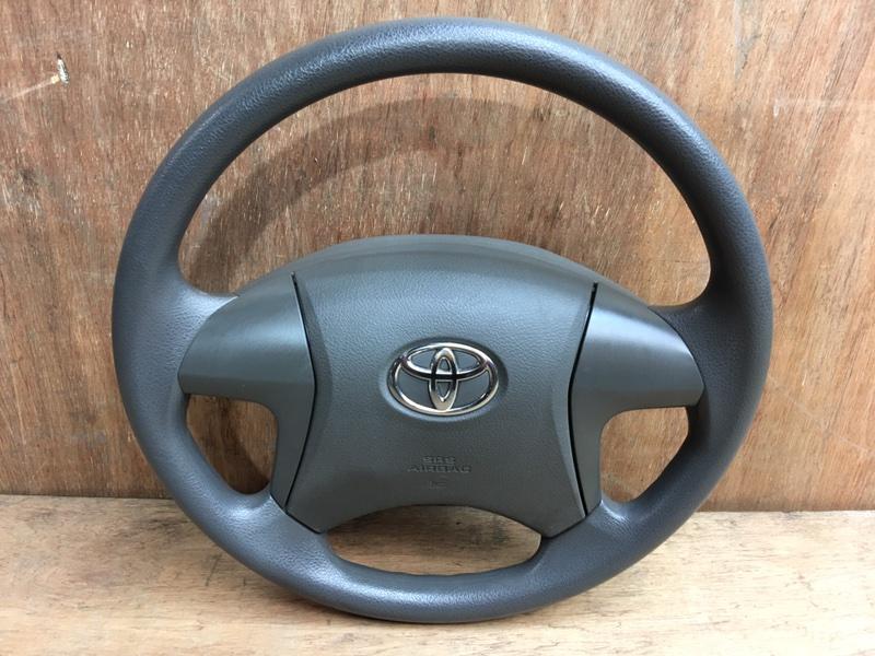 Руль Toyota Premio NZT260 1NZ 2009 Продается в сборе с подушкой безопасности, без (б/у)