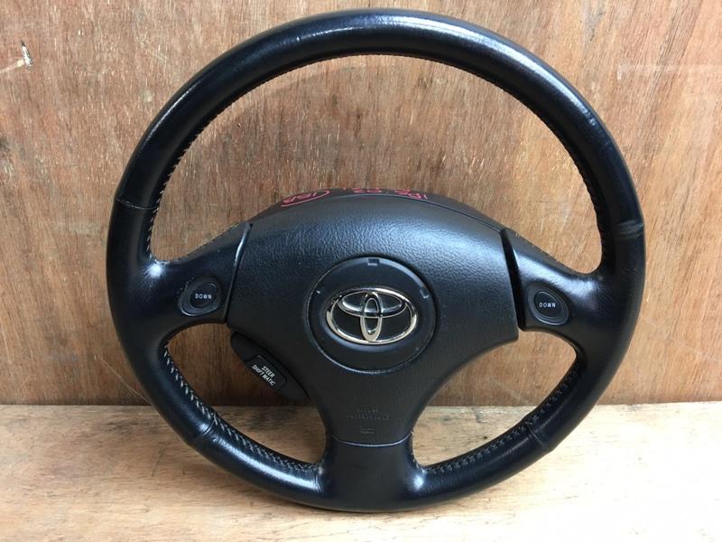 Руль Toyota Ipsum ACM21 2AZ 2002 Продается в сборе с подушкой безопасности, без (б/у)