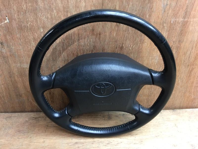 Руль Toyota Ipsum SXM10 3S 2000 Продается в сборе с подушкой безопасности, без (б/у)