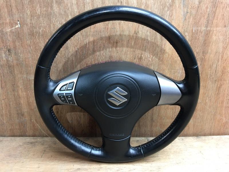 Руль Suzuki Escudo TD54W J20A 2006 Продается в сборе с подушкой безопасности, без (б/у)