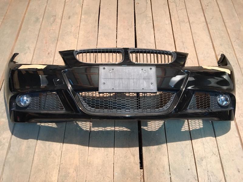 Бампер Bmw 3-Series E90 N52B25A 2009 передний (б/у)