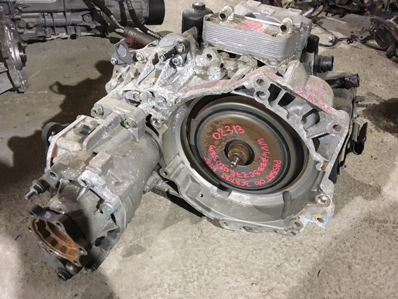 Акпп Volkswagen Passat 3CAXZF AMX 2006 02313 6 Ступ DSG полный привод (б/у)