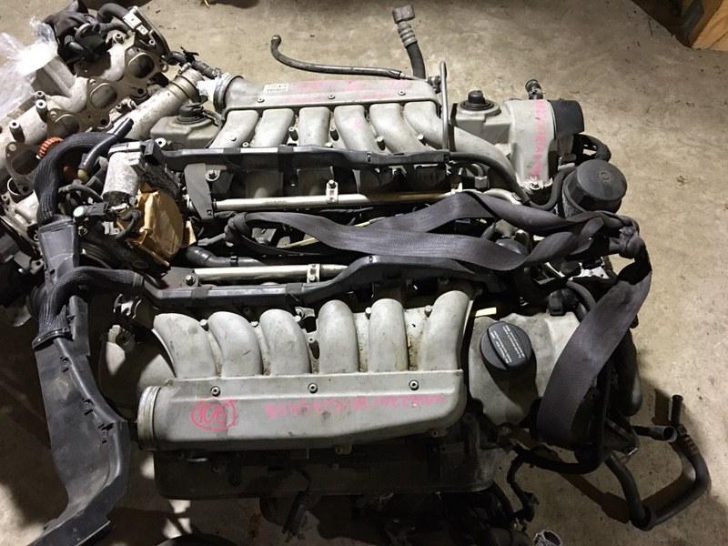 Двигатель Mercedes-Benz S-Class W220 M137E58 2002 Контрактный двигатель в отличном состоянии. (б/у)