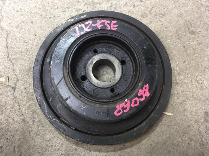 Шкив коленвала Toyota Mark Ii JZX110 1JZ-FSE 2003 89098 (б/у)