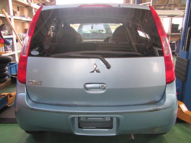 Автомобиль MITSUBISHI COLT Z25A 4G19 2003 года в разбор