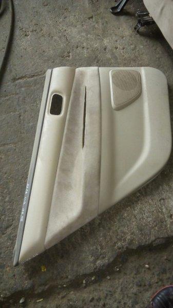 Обшивка двери Toyota Vista SV50 1ZZFE задняя левая