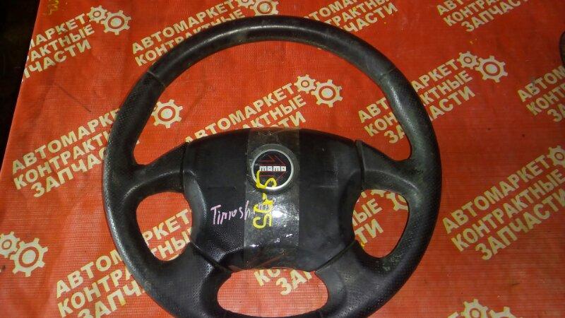 Руль с airbag Subaru Forester SG EJ20