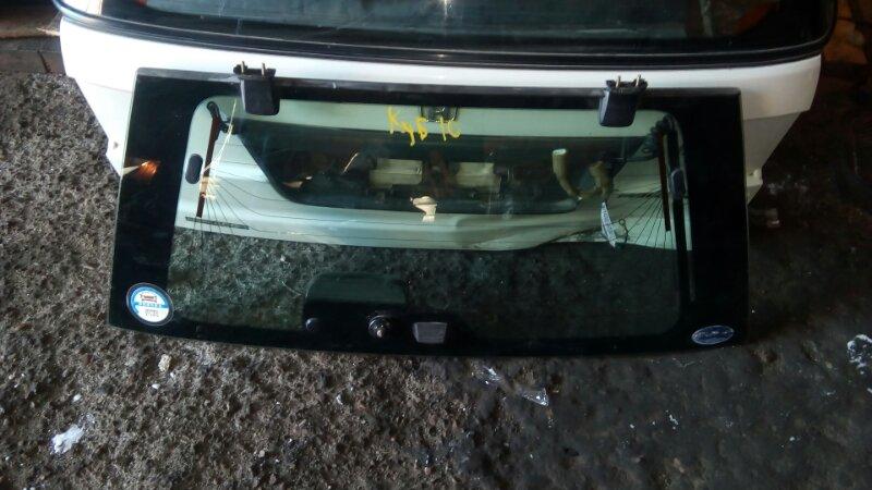 Стекло заднее Nissan Cube ANZ10 CG13DE