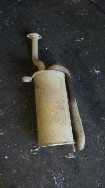 Глушитель Honda Stepwgn RG2 K20A
