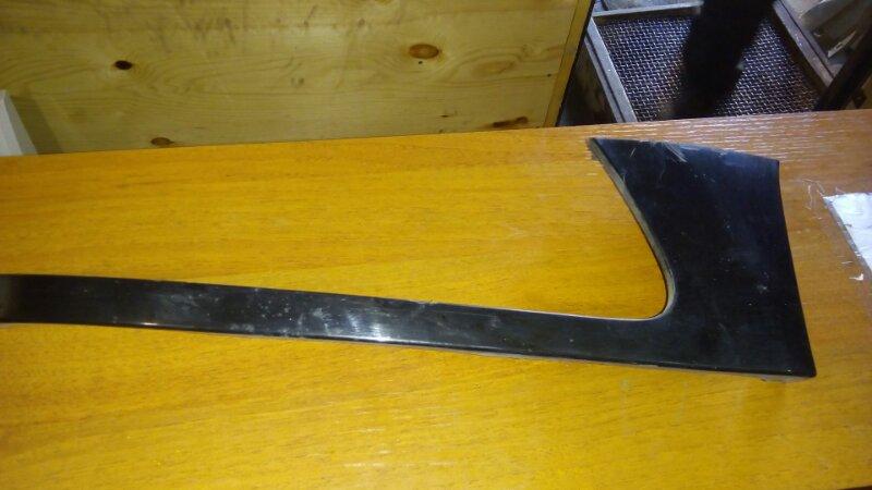 Планка под фары Subaru Forester SG EJ20 правая
