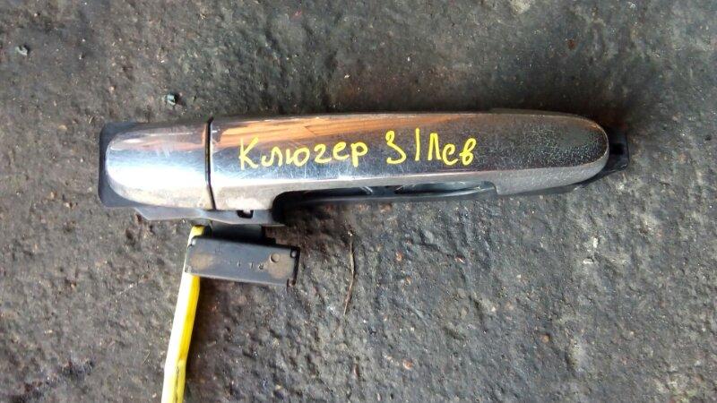 Ручка двери Toyota Kluger V ACU20 1MZFE задняя левая