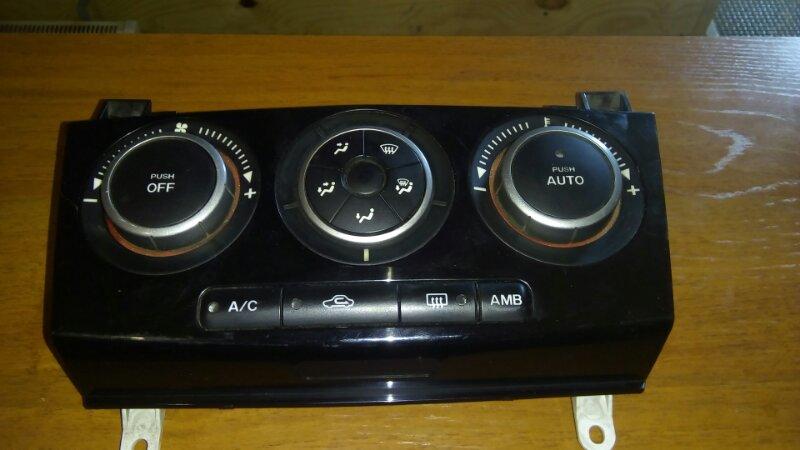 Блок управления климат-контролем Mazda 3