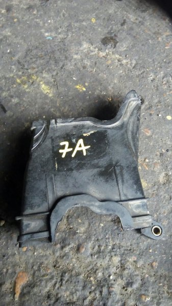 Крышка грм Toyota 7AFE нижняя
