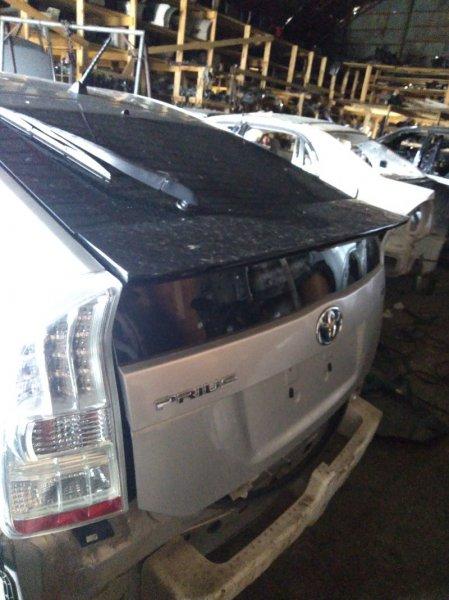 Крышка багажника Toyota Prius ZVW30 2ZRFAE