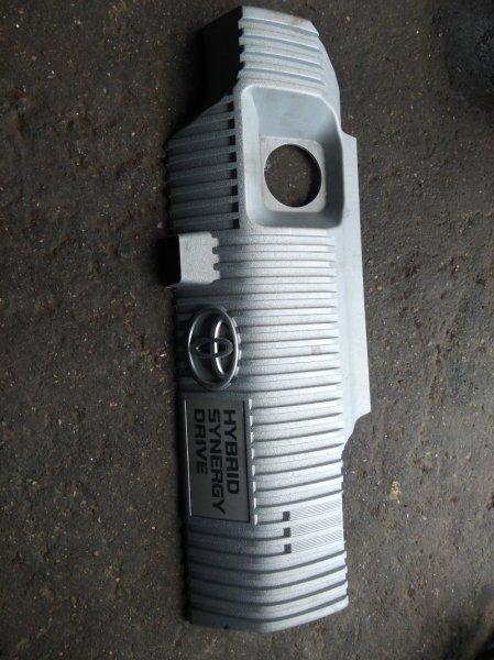 Крышка двигателя Toyota Prius ZVW30 2ZRFXE