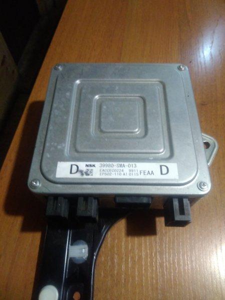 Блок управления рулевой рейкой Honda Stream RN6 R18A