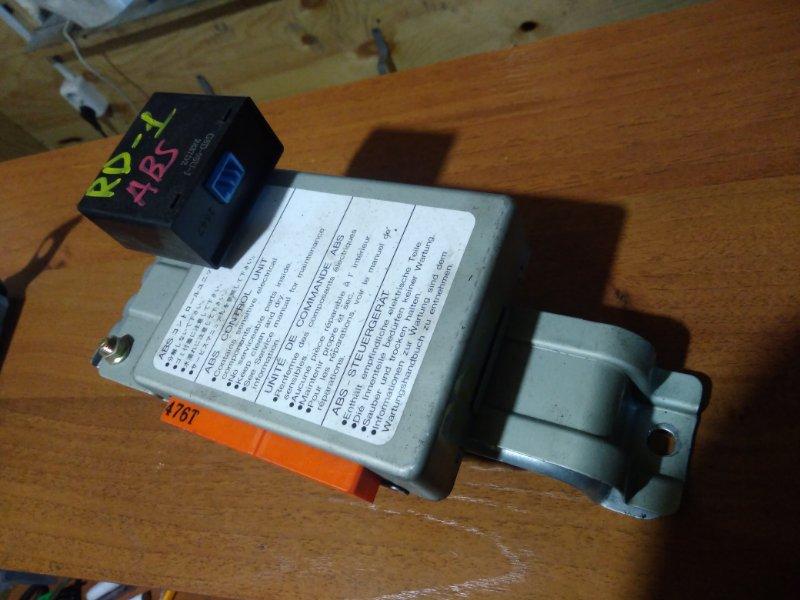 Блок abs Honda Crv RD1 B20B