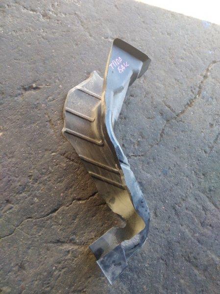 Защита горловины топливного бака Nissan Tiida C11 HR15DE