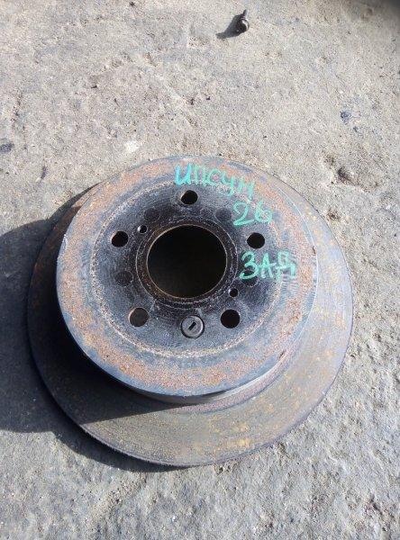 Диск тормозной задний Toyota Ipsum ACM26 2AZFE задний