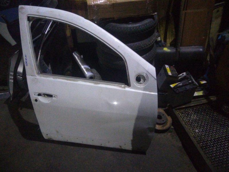 Дверь боковая Renault Logan L8 H4M передняя правая