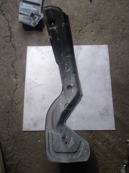 Защита горловины топливного бака Toyota Ipsum ACM21W 2AZFE