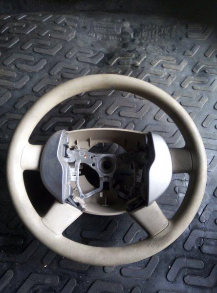 Руль Toyota Raum NCZ20 1NZFE
