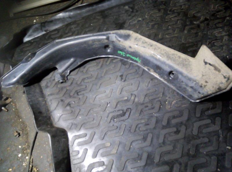 Защита горловины топливного бака Toyota Allion NZT260 1NZFE