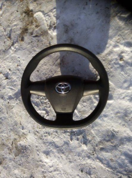 Руль с airbag Toyota Wish ZGE20 2ZRFAE