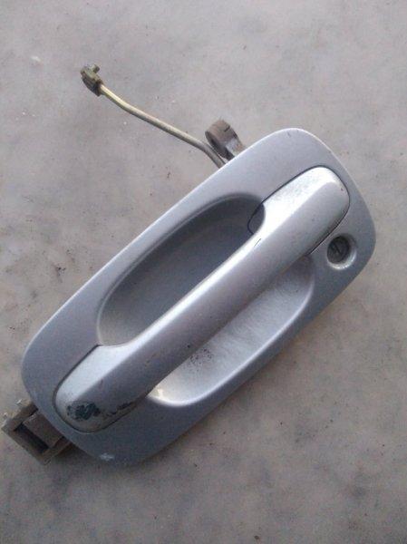Ручка двери Toyota Vista SV50 3SFE передняя левая