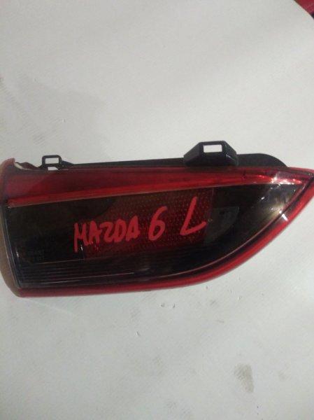 Стоп-вставка Mazda 6 GJ PEVPS левая