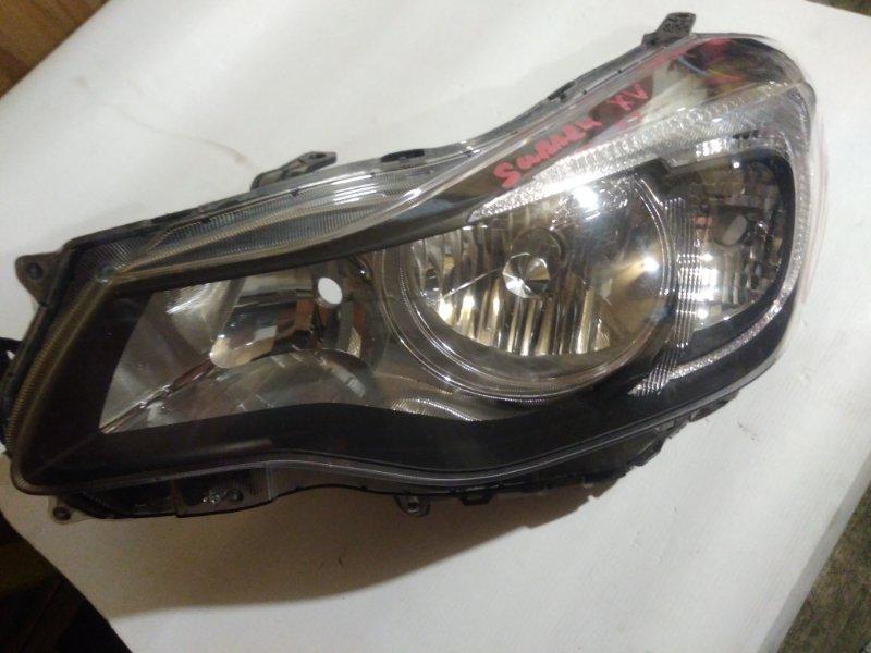 Фара Subaru Xv GP7 левая