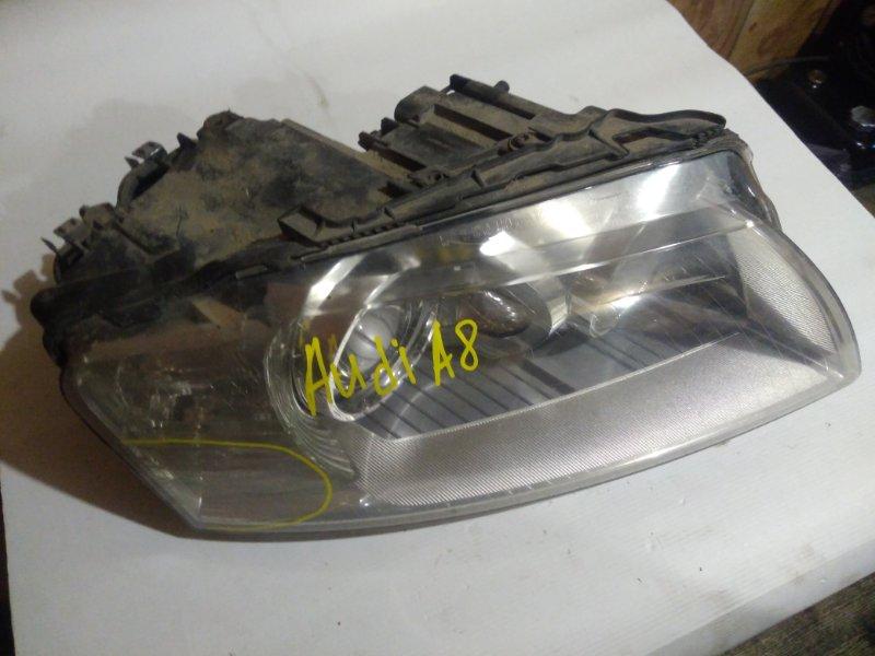Фара Audi A8 4E2 правая