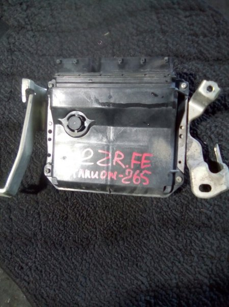 Блок управления двс Toyota Allion ZRT265 2ZRFE
