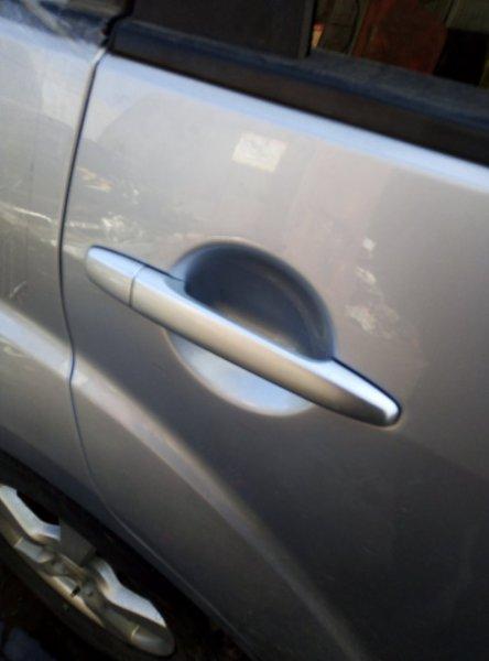Ручка двери Mitsubishi Outlander CW4W 4B12 2008 задняя правая