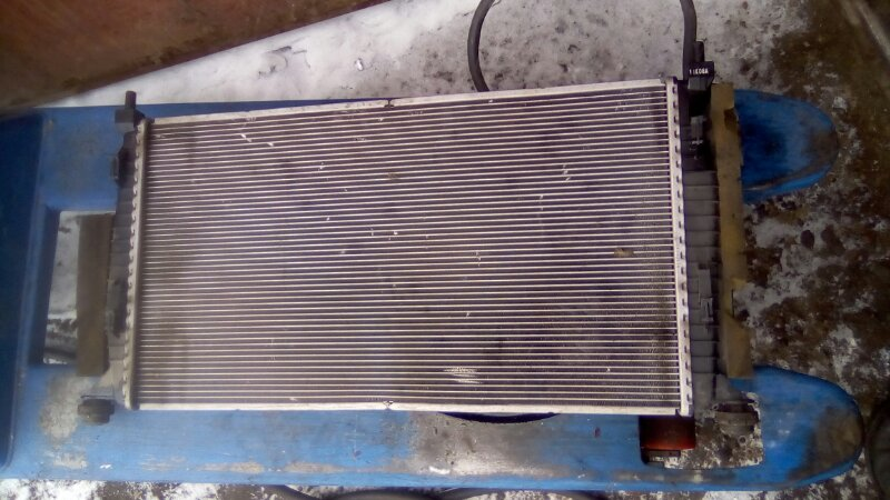 Радиатор Mazda Axela BLEFP